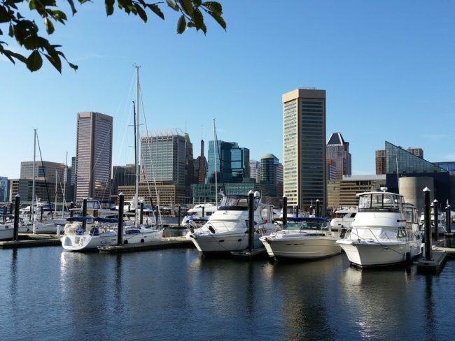Baltimore.Harbor