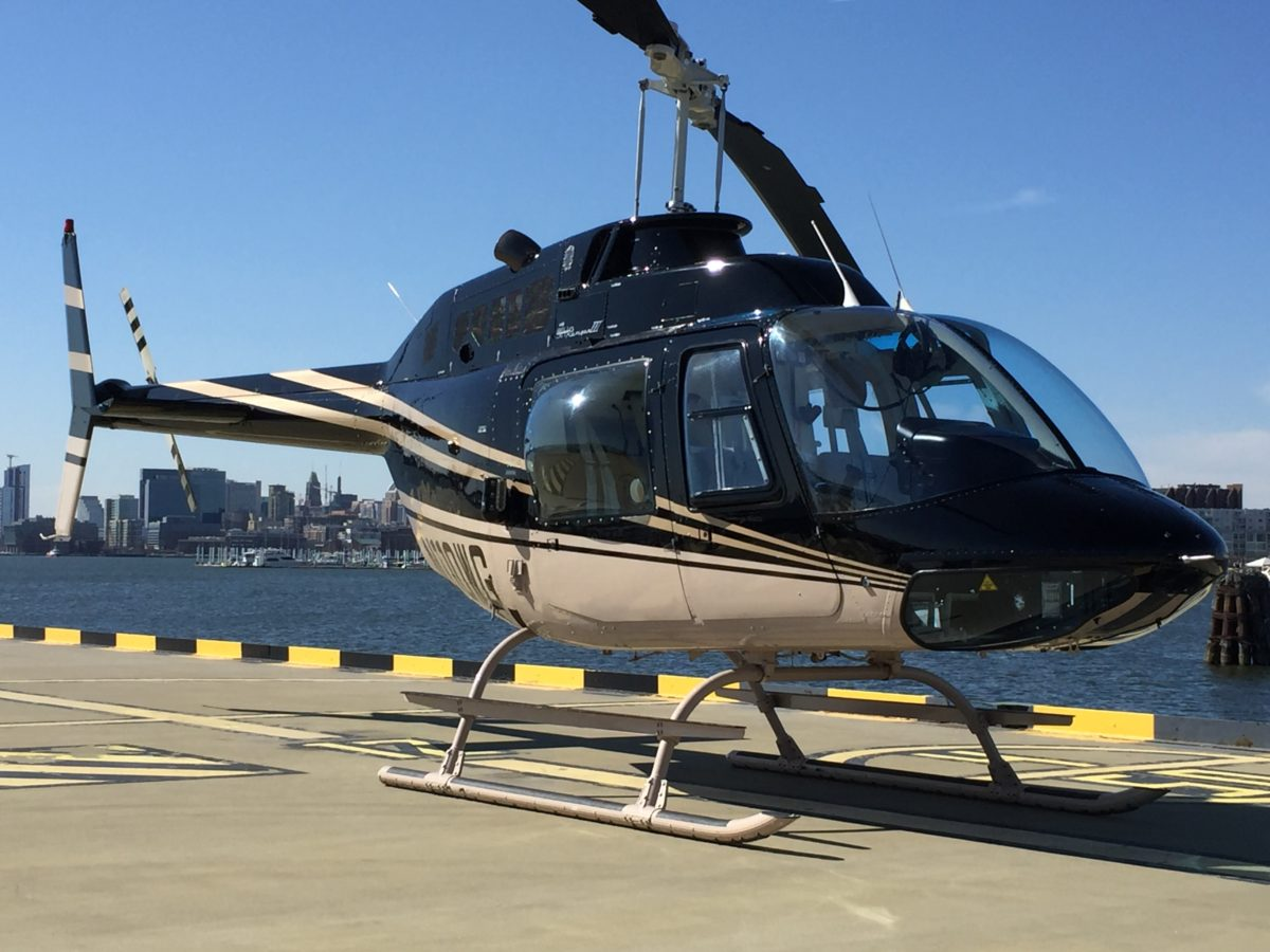 baltimore helicopter tours